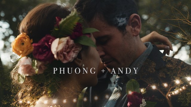 Phuong + Andy