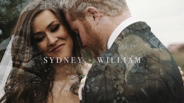 Sydney + William